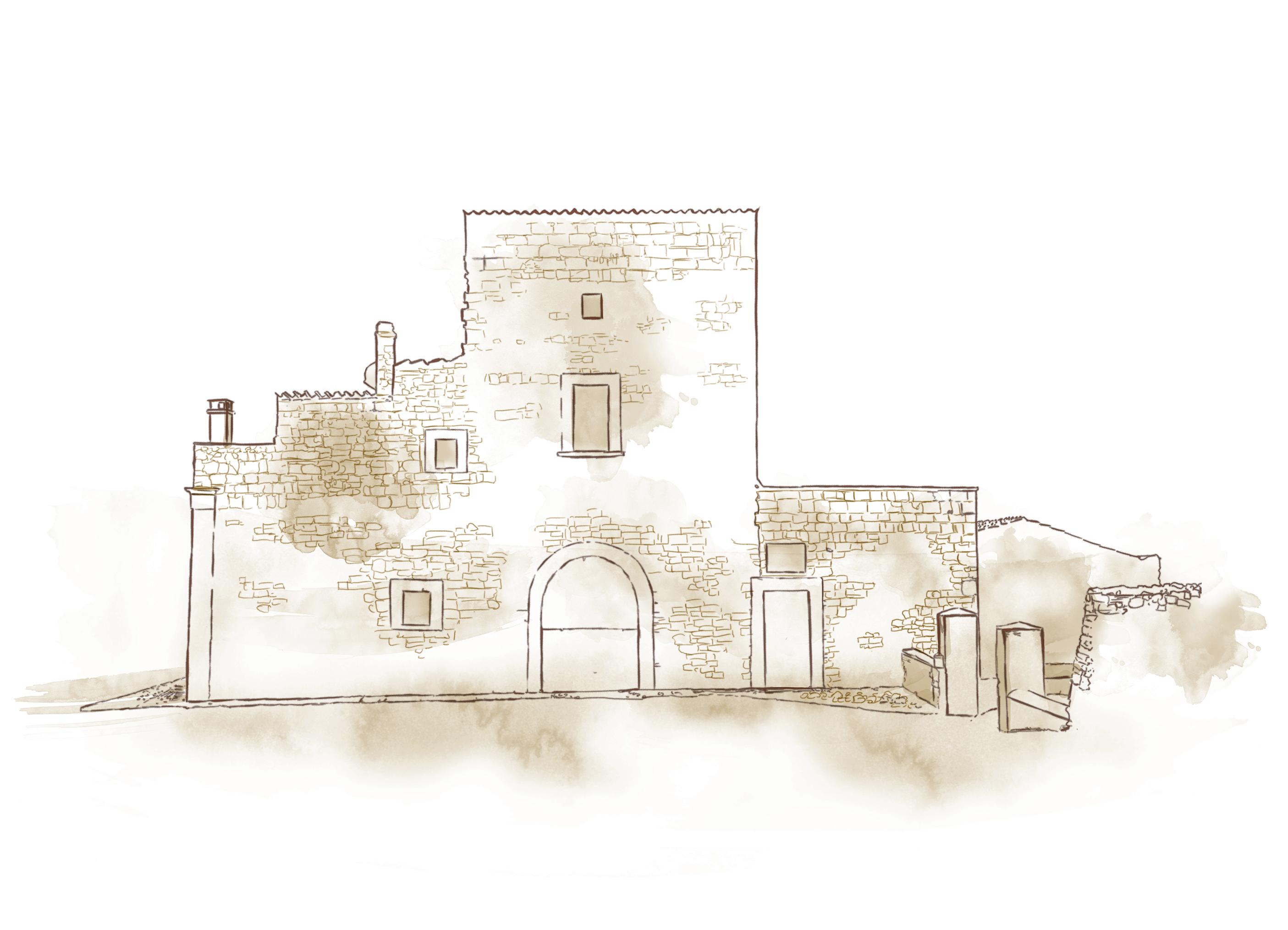 Masseria Contursi (lato)